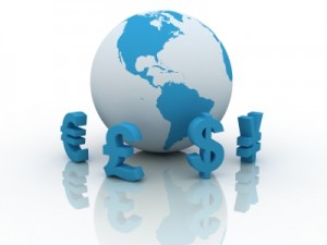 Currency exchange nel mercato forex