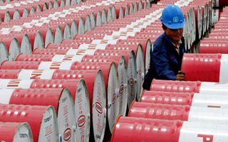 petrolio scorte trading